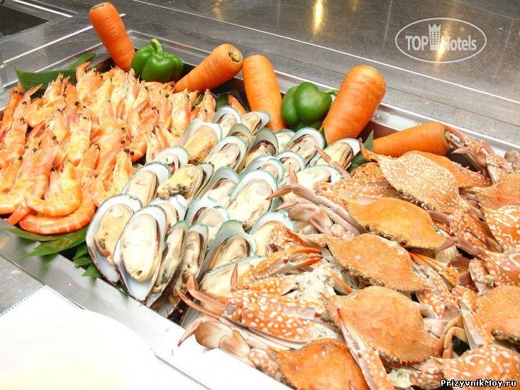 Пхукет шведский стол морепродукты