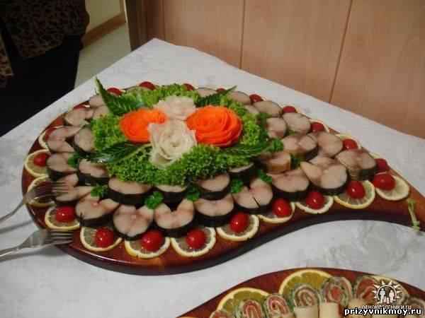 Рецепт рыбы к праздничному столу