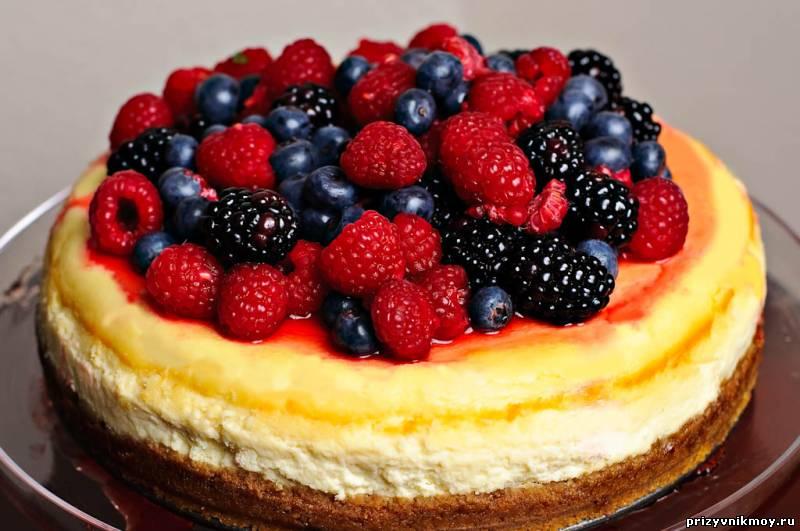Вкусные торты с фотографией