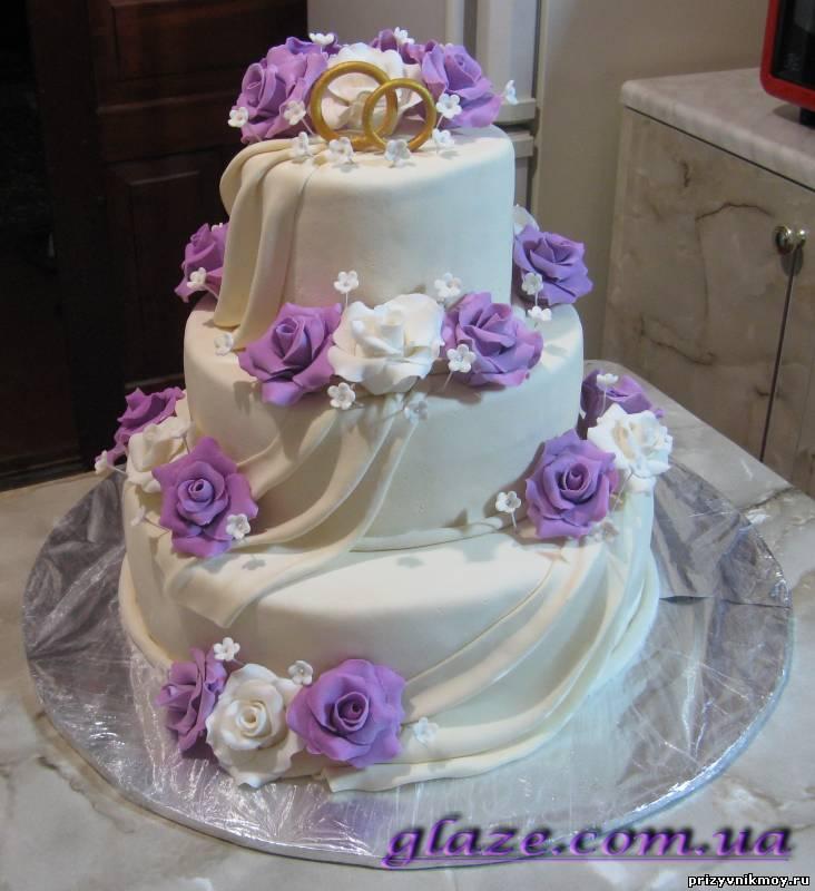 Свадеб*торт*фото