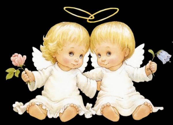 Поздравление сестры двойняшки