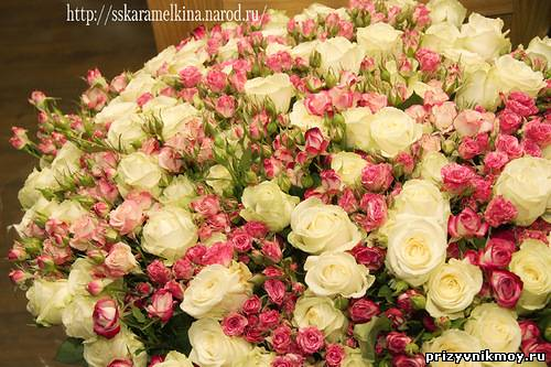 С днем рождения поздравления фото цветы